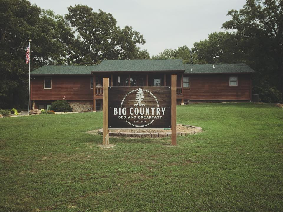 Big Country Bed & Breakfast