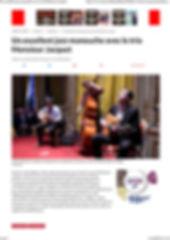 Article Nouvelle Republique 11-12-2018 -