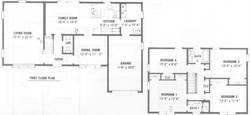 4 BR Colonial