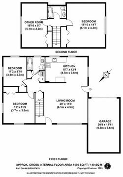 Cape Cod Floor Plan