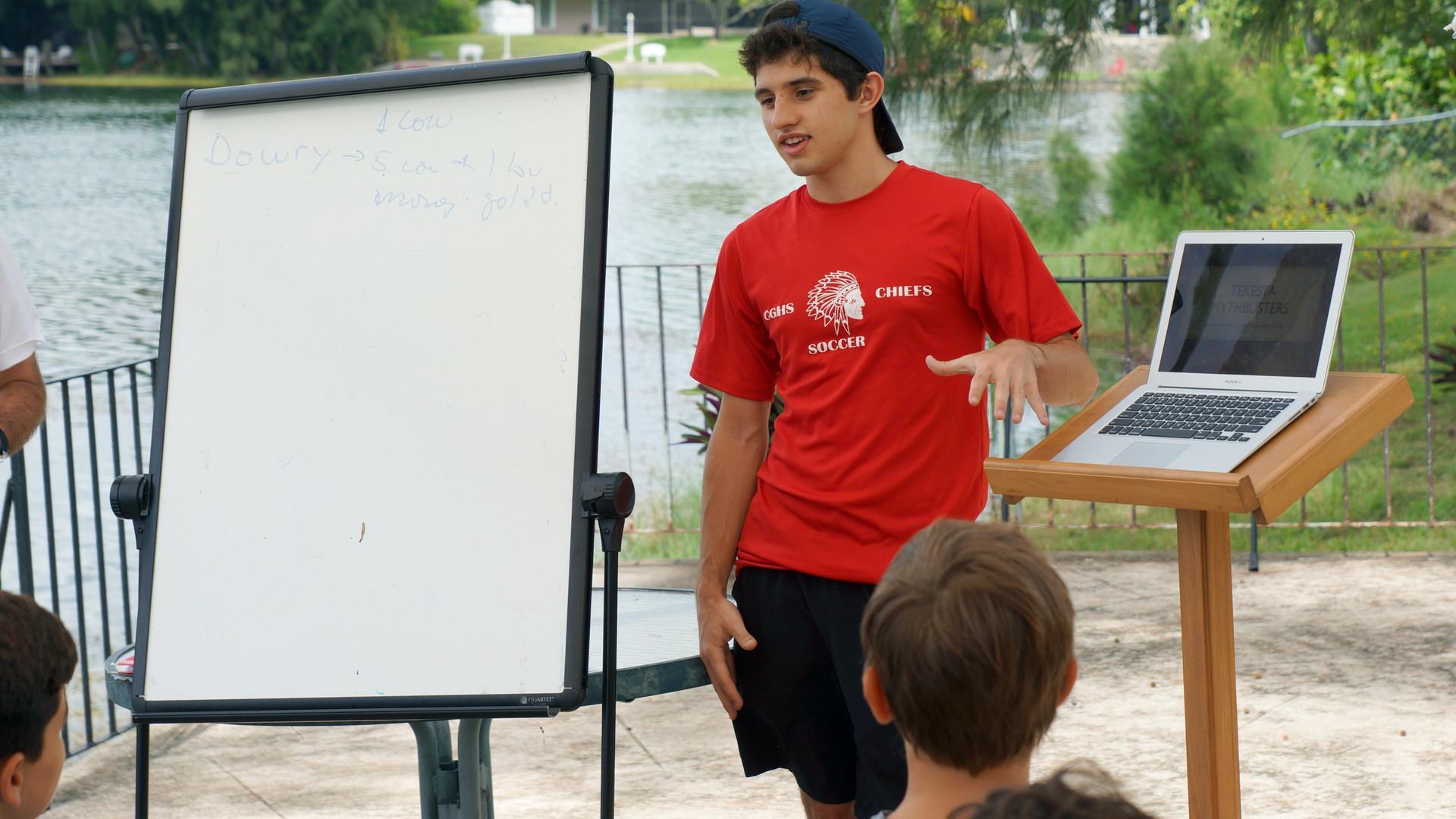 Manuel, Invited Professor