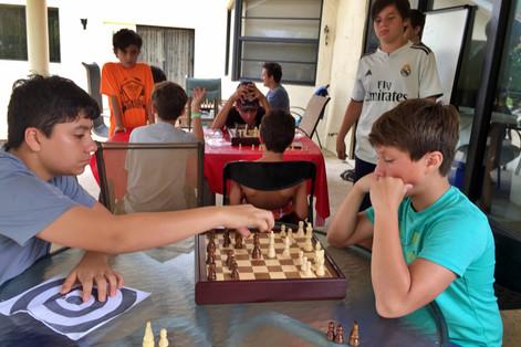 Chess Oils the Brains