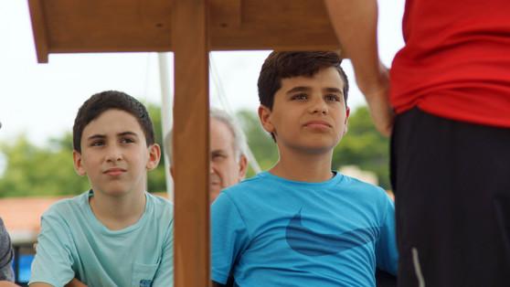 Oscar, Enrique