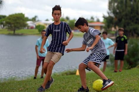 Next Step: Soccer