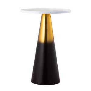 Tut Ombre Enamel Side Table