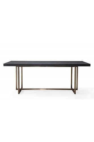 Obsidian Dining Table