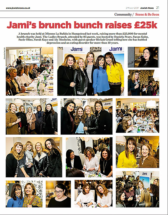 26 JN - jami ladies lunch