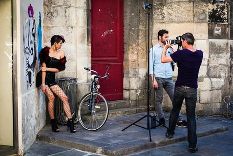 © Yakir Zur, Paris, France