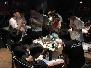 BBQ gathering 2017