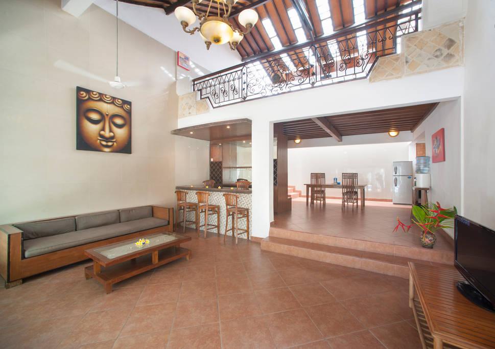 Two Bedrooms Villa