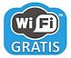 Disponemos de WiFi gratis para todos nuestros clientes.