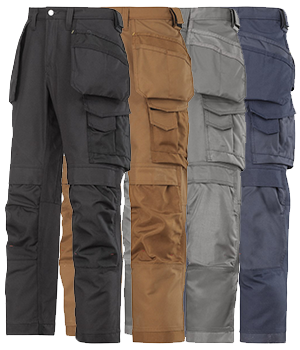 Snickers Trousers 3214 - £62.50 +VAT