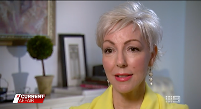 Susie Wilson Leader in Etiquette