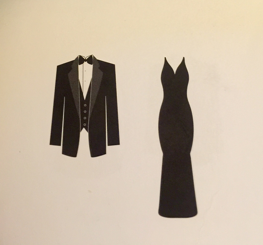 Semi Formal or Black Tie