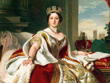 One of history's most iconic monarchs, Queen Victoria (1819-1901)
