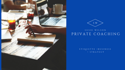 Private Coaching | Susie Wilson