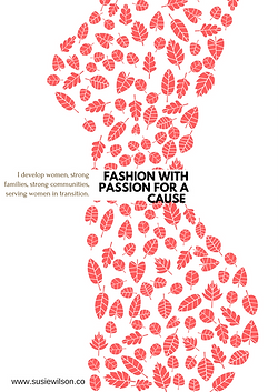 Fashion with Passion For A Cause