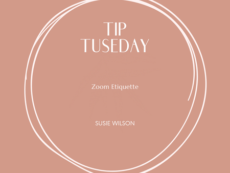 Zoom etiquette – how polite are you?