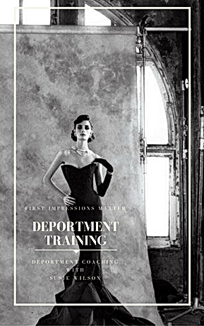 Deportment and Posture Training