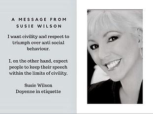 Ms Susie Wilson