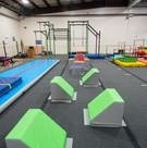 Extreme Gymnastics Area