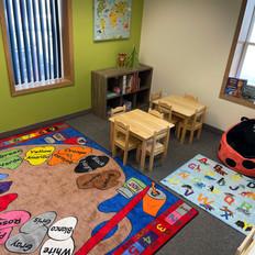 Newfound Preschool Classroom