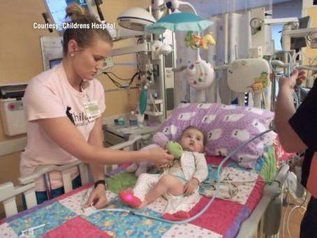 Family of twin heart transplant recipients pay it forward – fox6now.com