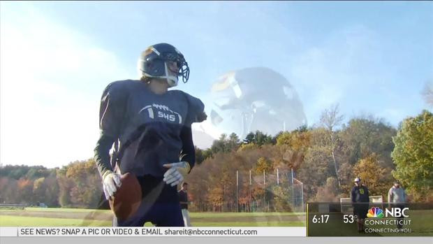 Simsbury Teen Back in the Game