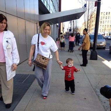 Staten Island's miracle toddler returns home   SILive.com