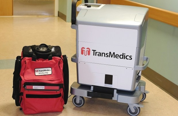 Edmonton gets country's first mobile lung-transplant machine