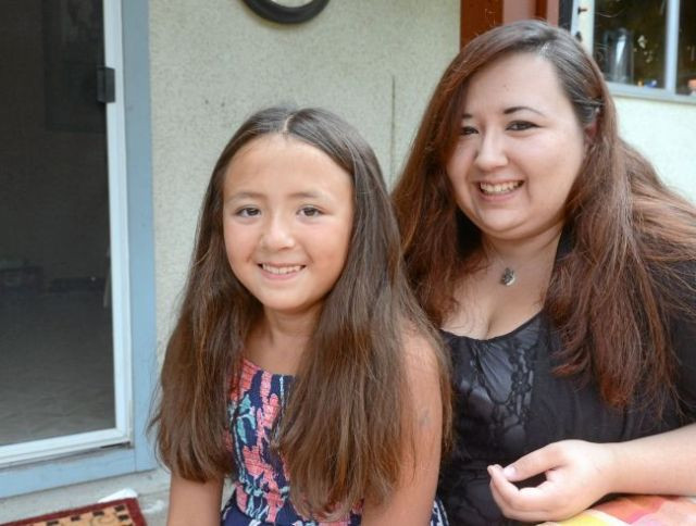 Five years after liver transplant from sister, Novato girl thrives - Marin Independent Journal