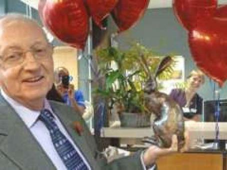 Guinness World Record heart transplant patient dies – BBC News