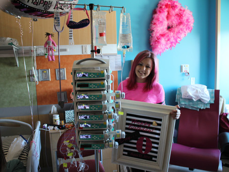 Stories of Hope: Bone Marrow Transplant with a Fairy Tale Ending