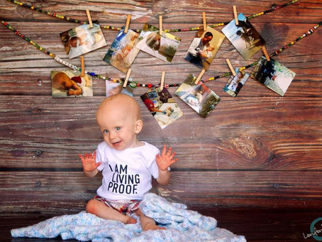 Youngest transplant recipient in the world, 6 years later.