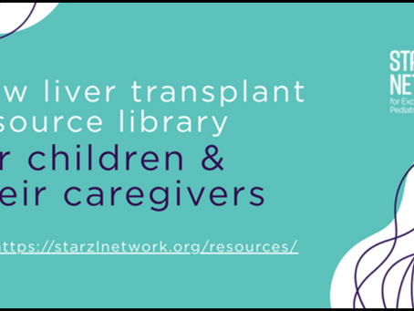 New Pediatric Liver Transplant Library available