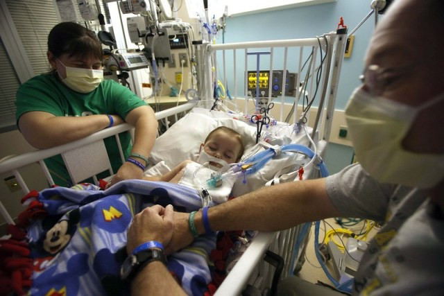 Matthew Ouimet: Young transplant patient continues to fight for his life - ContraCostaTimes.com
