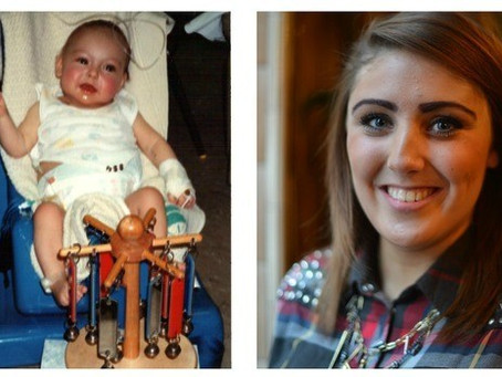 Transplant student celebrates 20 years of life with organ register plea | Magazine | Glasgow | STV