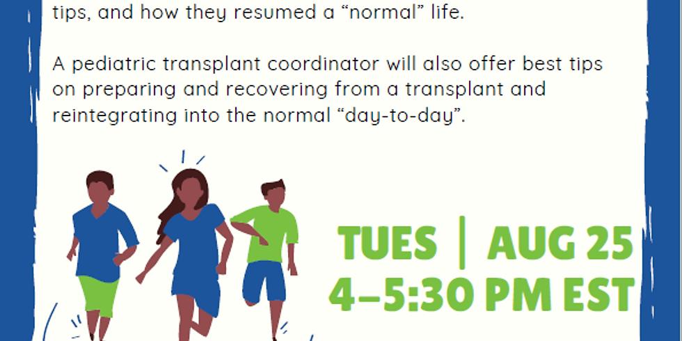 Pediatric Transplant Panel