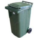 Pestan Trash can