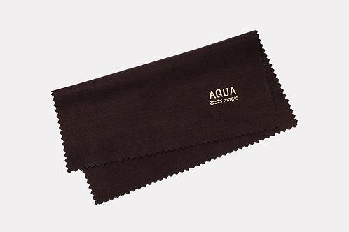 Салфетка для очков Greenway Aquamagic Optics (венге)