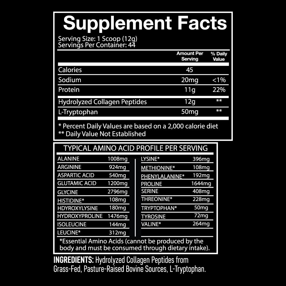 Giant Clean Collagen | nutritionstation