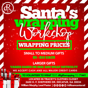 Santa's Wrapping Workshop