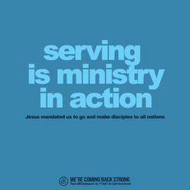 Ministry in Action