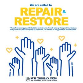 Repair and Restore