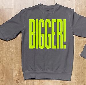 BIGGER Sweater