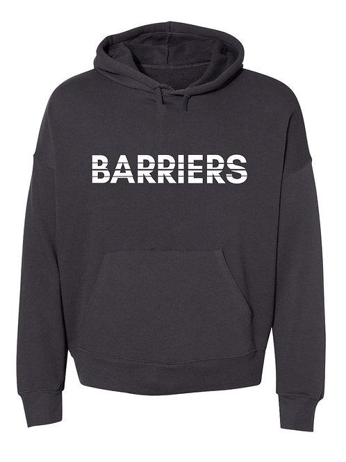"""""""Barriers"""" Hoodie"""