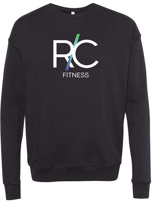 R/C Fitness Logo Crewneck Fleece