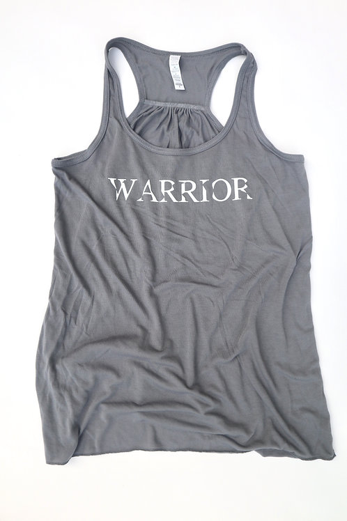 """Warrior"" Racerback Tank"