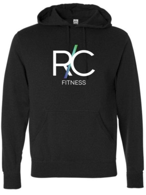 R/C Fitness Logo Hoodie