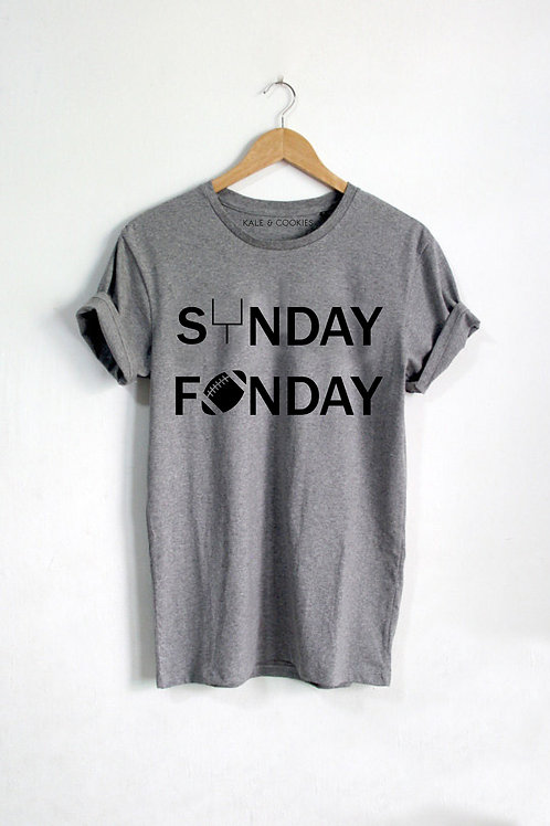 """Sunday Funday"" Tee"
